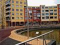 Harderwijk - Drielanden - Triasplein - View WSW on De Bogen.jpg