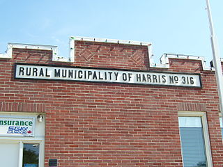 Rural Municipality of Harris No. 316 Rural municipality in Saskatchewan, Canada