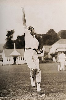 Harry Dean (cricketer) English cricketer