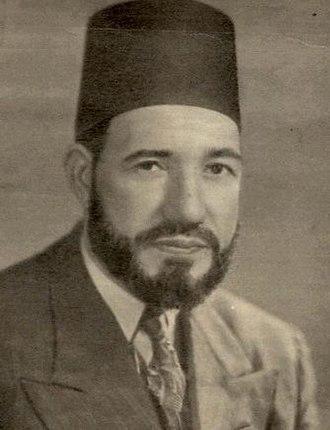Hassan al-Banna - Image: Hassan al Banna