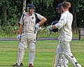 Hatfield Heath CC v. Thorley CC on Hatfield Heath village green, Essex, England 24.jpg