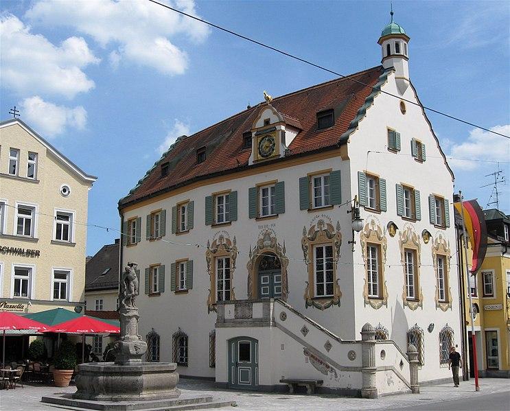 Altes Rathaus Fuerstenfeldbruck