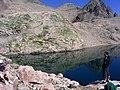 Hautes-Alpes Les Lacs de Crupillouse Randonneurs 082005 - panoramio - rene boulay.jpg