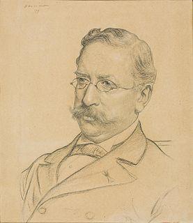 Abraham Bredius Dutch art historian