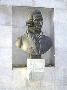Haydn-Denkmal in Budapest (1959) (Quelle: Wikimedia)