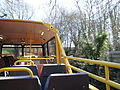 Haylands Stroud Wood Road from Southern Vectis Binstead and Haylands shuttle bus 2.JPG