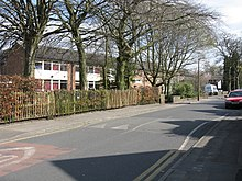 Heaton Mersey - Priestnall Road, looking east - geograph.org.uk - 1231875.jpg