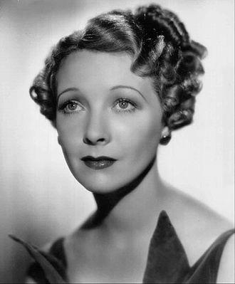 Helen Twelvetrees - Studio portrait, 1933