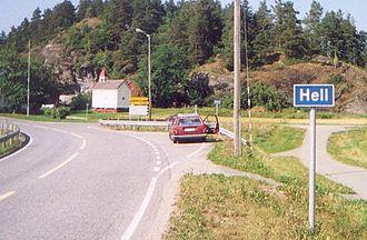 Lånke - The village of Hell in Lånke