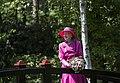 Hendes Majestæt Margrethe II, Danmarks Dronning, i Varde Kommune 03.jpg