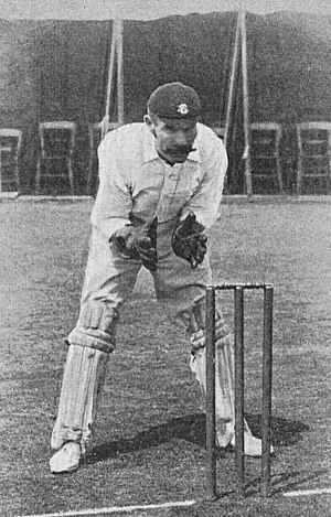 Henry Wood (cricketer, born 1853) - Henry Wood