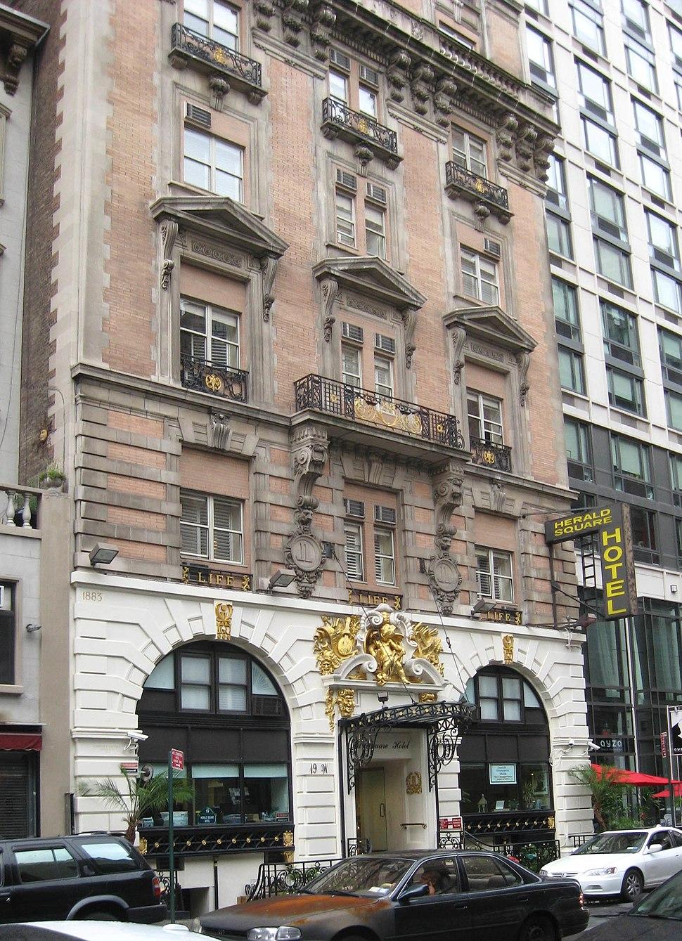 Herald Square Hotel jeh