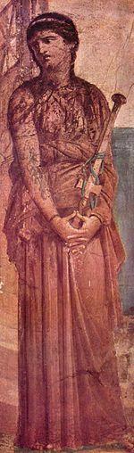 Ovid wikipedia medea in a fresco from herculaneum fandeluxe Gallery