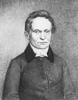 Hermann Hupfeld (1796-1866)