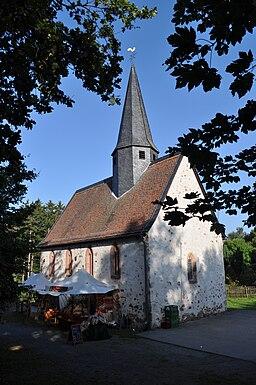 Hessenpark, Kapelle aus Lollar