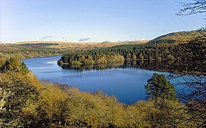Burrator Reservoir - Burrator Reservoir
