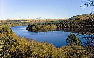 Burrator Reservoir - Burrator Reservoir