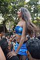 Hijra Participant - Chhath Festival - Strand Road - Kolkata 2013-11-09 4223.JPG