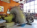 Hikage Power Station hydroelectric generator 2.jpg