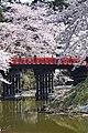 Hirosaki park ,Hirosaki, Aomori, Japan April 2016 - panoramio.jpg