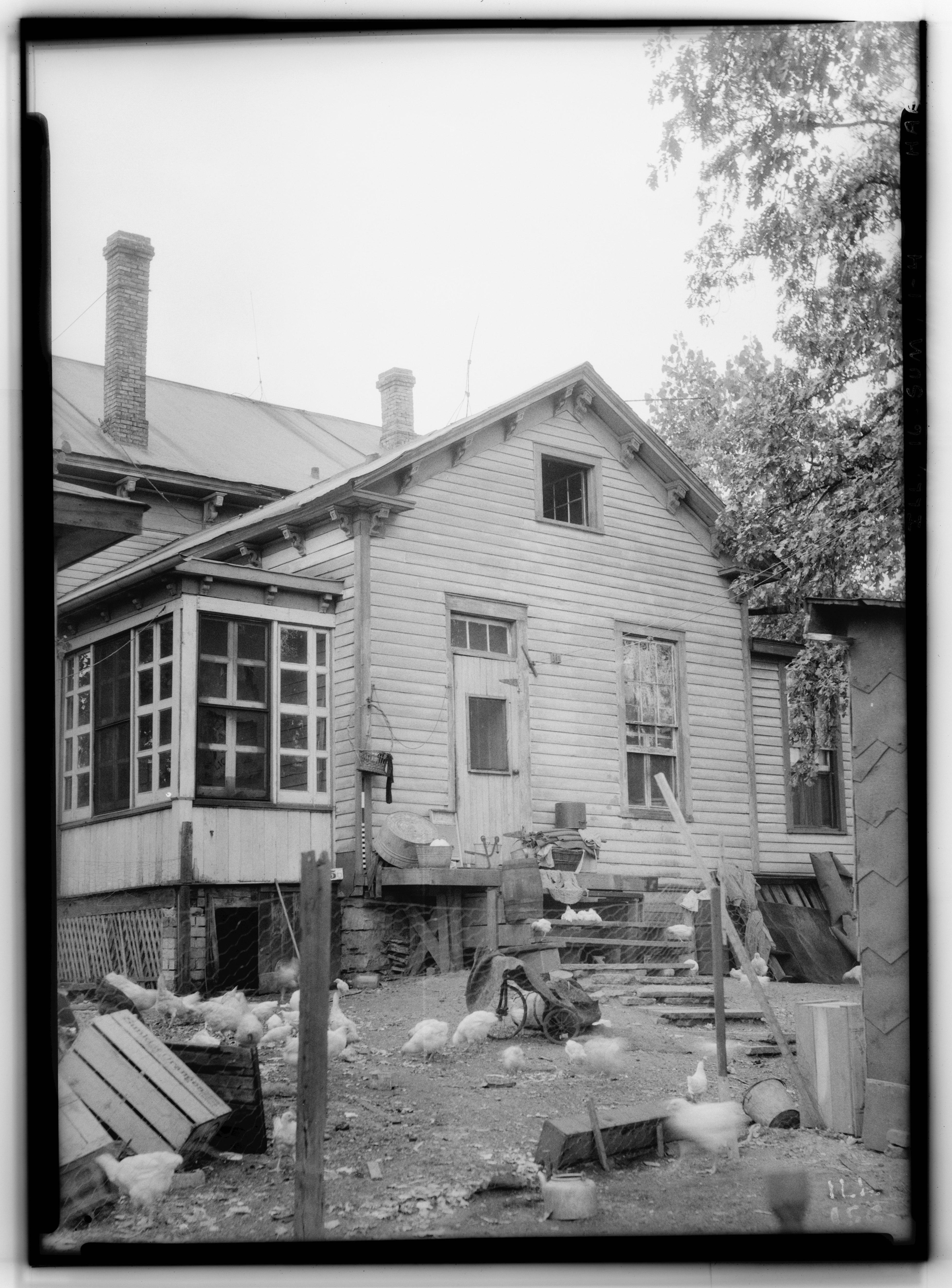 File Historic American Buildings Survey Harold Shriver grapher July 10
