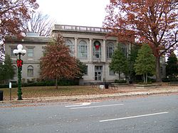 Historic Catawba County Courthouse