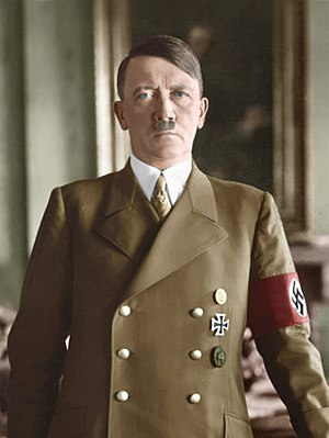 Axis leaders of World War II - Adolf Hitler was the Austrian-born leader of the National Socialist German Workers Party