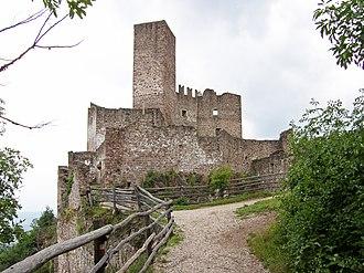 Hocheppan Castle - Image: Hoch Eppan HB09