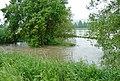Hochwasser (Würm und Schwippe) am 1. Juni 2013 - panoramio.jpg