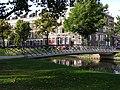 Hoevebrug - Provenierswijk - Rotterdam - View of the bridge from the southwest - Summer.jpg