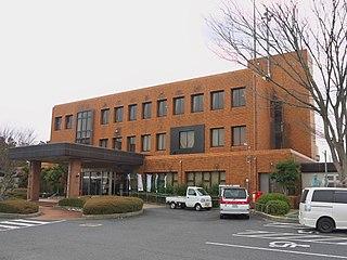 Hokuei, Tottori Town in Japan