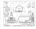 Holy Trinity Church, Seventh and Church Street, Wilmington, New Castle County, DE HABS DEL,2-WILM,1- (sheet 4 of 7).png