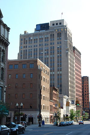 Home Savings Bank Building - Image: Home Savings Bank Building