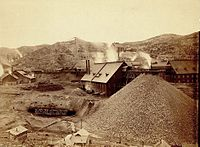 Homestake works mine 1889.jpg