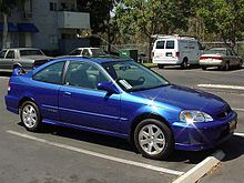 Honda Civic (sixth generation) - Wikipedia