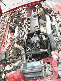 Honda D engine Former Japanese automobile engines
