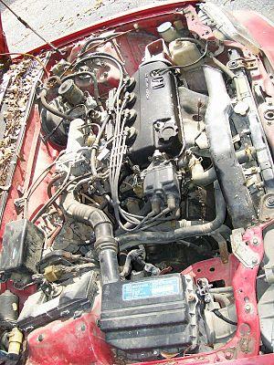 Honda D engine - D15B6 Engine
