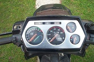 Honda FC50 - Image: Honda FC50 3