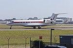 Honeywell Aerospace (N922H) Gulfstream G650 at Sydney Airport.jpg