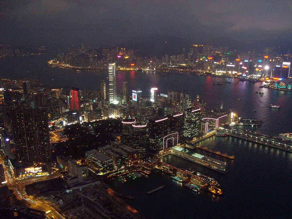 Hong Kong skyline from Sky100 - panoramio (3).jpg