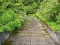 Honzawa Dam spillway.jpg