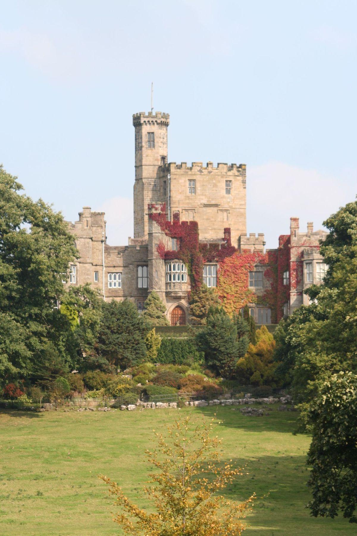 Hornby Castle Lancashire Wikipedia