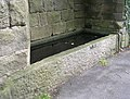 Horse Trough - Burley Road, Menston - geograph.org.uk - 924320.jpg
