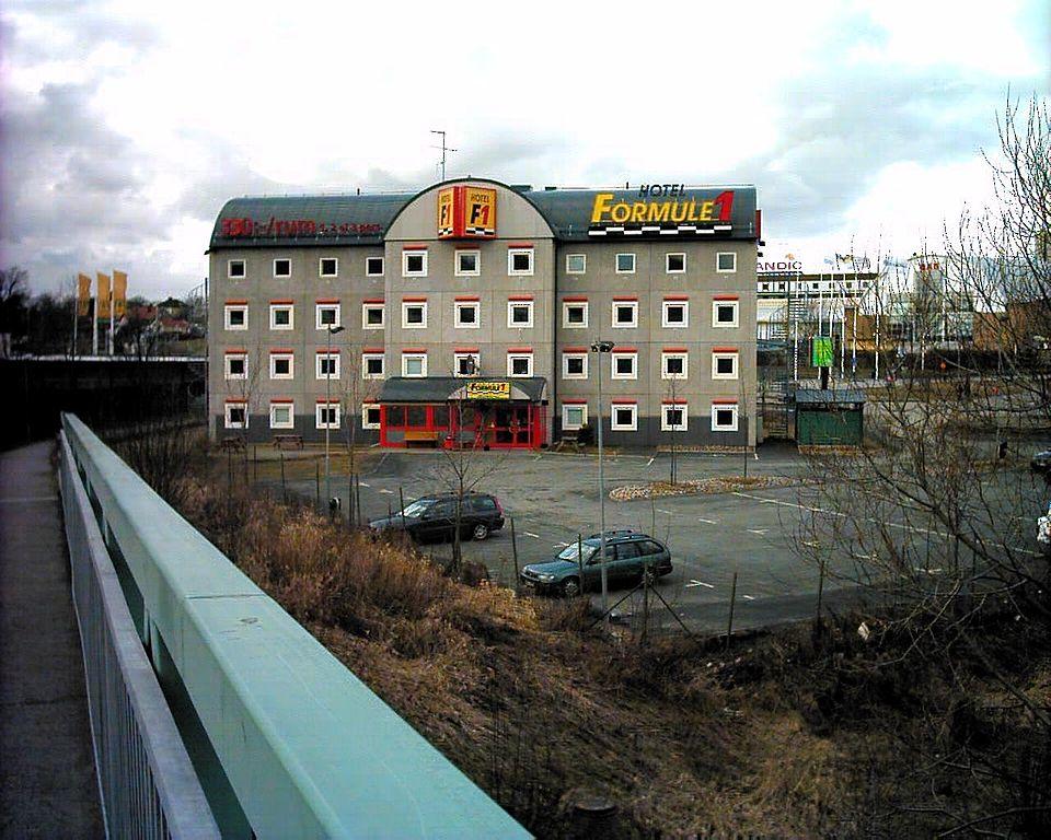 Hotel Formule  Roiby Navette