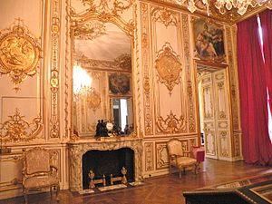 Hotel de Soubise - Grande chambre de la princesse 3