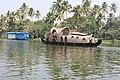 House Boats at Vambanatt Lake,Kumarakom,Alleppy - panoramio.jpg