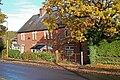 Houses, Ringwood Road, Alderholt, Dorset - geograph.org.uk - 1039254.jpg