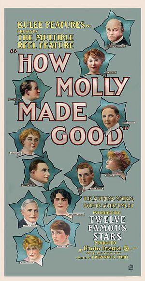 How Molly Made Good - Film poster