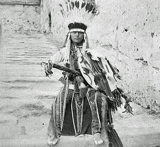 Cherokee Commission - Howling Wolf