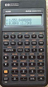 hp taschenrechner